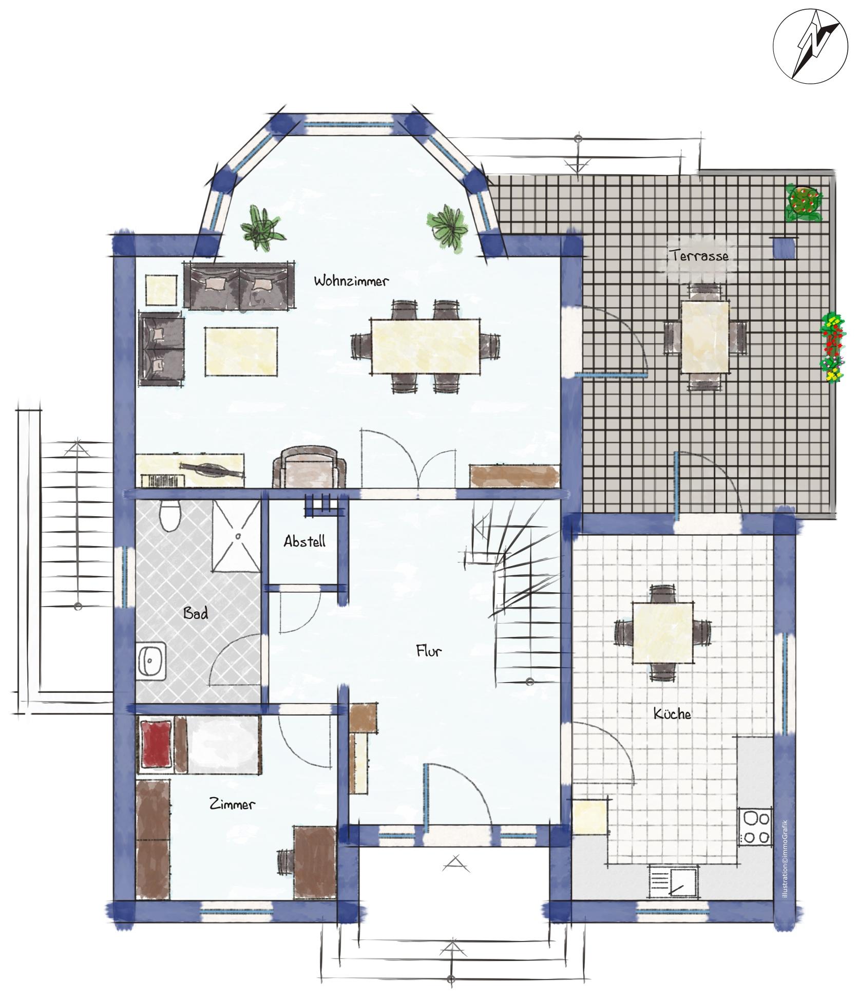 Einfamilienhaus, Kaufimmobilie, Kaufen, Immobilie